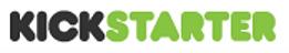Kickstarter logo owned by kickstarter.com