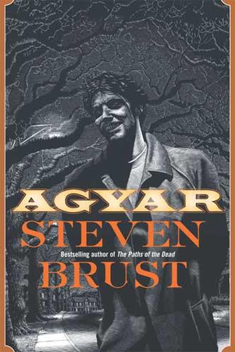 Steven Brust Tragic Sans